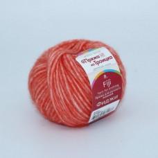 Пряжа для вязания ТРО Фиджи (20% мериносовая шерсть, 60% хлопок, 20% акрил) 5х50г/95м цв.0058 коралл