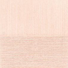 Пряжа для вязания ПЕХ Элитная (100% меринос.шерсть) 10х50г/415м цв.001 белый