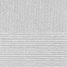 Пряжа для вязания ПЕХ Весенняя (100% хлопок) 5х100г/250м цв.008 св.серый