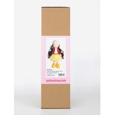 Текстильная кукла Фея Роза DI035 36см тм Цветной