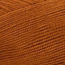 Пряжа для вязания КАМТ Лотос (100% акрил) 5х100г/300м цв.112 золотистый