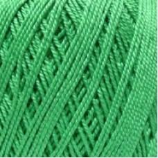Пряжа для вязания ПЕХ Ажурная (100% хлопок) 10х50г/280м цв.480 ярк.зелень