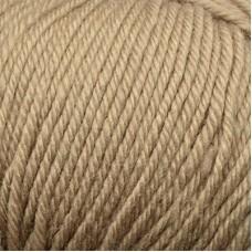 Пряжа для вязания ПЕХ Детский каприз тёплый (50% мериносовая шерсть, 50% фибра) 10х50г/125м цв.274 серо-бежевый