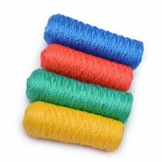 Нить крученая для швейных производств ТУ206262 цв.ассорти уп.10 шт. А