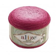 Пряжа для вязания Ализе Bella Ombre Batik (100% хлопок) 2х250г/900м цв.7405