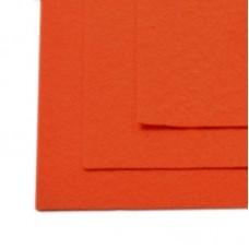 Фетр листовой жесткий IDEAL 1мм 20х30см FLT-H1 уп.10 листов цв.628 оранжевый