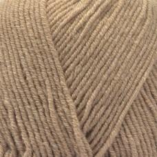 Пряжа для вязания ПЕХ Перспективная (50% мериносовая шерсть, 50% акрил) 5х100г/270м цв.377 кофейный