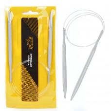 Спицы для вязания круговые Maxwell Gold, тефлон 6651 ?7,0 мм /80 см