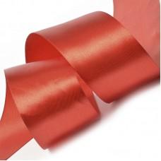 Лента атласная 2 (50мм) цв.3095 красный IDEAL уп.27,4 м