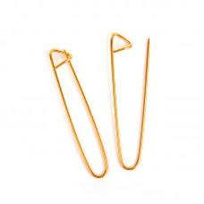 Булавка Maxwell Accessories петлесъемная TBY-111568 Ø 2.4 мм, 120мм, 2 шт.