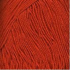 Пряжа для вязания ТРО Алина (100% мерсеризованный хлопок) 10х50г/220м цв.1446 алый