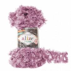 Пряжа для вязания Ализе Puffy Fur (100% полиэстер) 5х100г/6м цв.6103