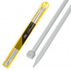Спицы для вязания прямые Maxwell Gold (Тефлон) 6590 ?10,0 мм /35 см (2 шт)