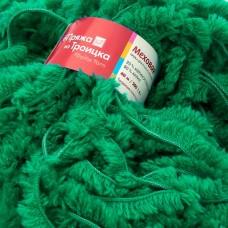 Пряжа для вязания ТРО Меховая (20% мериносовая шерсть, 80% акрил) 5х200г/40м цв.0112 меховая