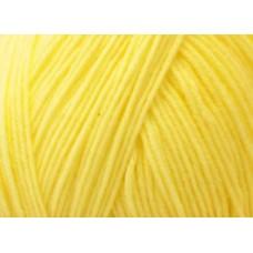 Пряжа для вязания ПЕХ Детская объёмная (100% микрофибра) 5х100г/400м цв.053 св.желтый
