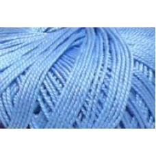 Пряжа для вязания ПЕХ Ажурная (100% хлопок) 10х50г/280м цв.005 голубой