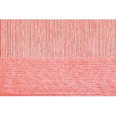 Пряжа для вязания ПЕХ Вискоза натуральная (100% вискоза) 5х100г/400м цв.283 лосось