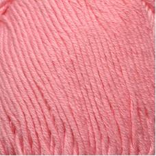 Пряжа для вязания ПЕХ Лаконичная (50% хлопок, 50% акрил) 5х100г/212м цв.020 розовый