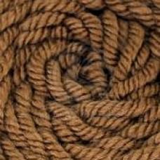 Пряжа для вязания КАМТ Подиум (50% шерсть, 48% акрил, 2% лайкра) 2х250г/125м цв.077 т.бежевый