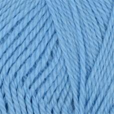 Пряжа для вязания КАМТ Аргентинская шерсть (100% импортная п/т шерсть) 10х100г/200м цв.014 св.голубой