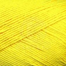 Пряжа для вязания КАМТ Альма (100% хлопок) 5х50г/170м цв.104 желтый