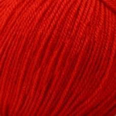 Пряжа для вязания КАМТ Карамелька (100% акрил) 10х50г/175м цв.046 красный