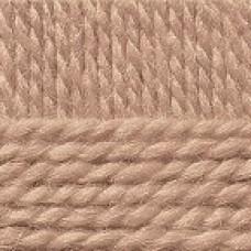 Пряжа для вязания ПЕХ Северная (30% ангора, 30% полутонкая шерсть, 40% акрил) 10х50г/50м цв.124 песочный