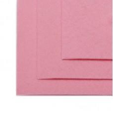 Фетр листовой мягкий IDEAL 1мм 20х30см FLT-S1 уп.10 листов цв.613 св.розовый