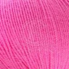 Пряжа для вязания КАМТ Карамелька (100% акрил) 10х50г/175м цв.054 роз.супер