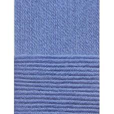 Пряжа для вязания ПЕХ Перспективная (50% мериносовая шерсть, 50% акрил) 5х100г/270м цв.015 т.голубой