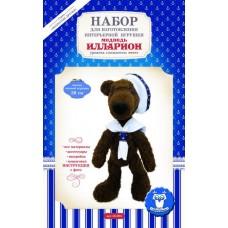 КЛ.70024 Набор для изготовления интерьерной игрушки SOVUSHKA 16-005 Медведь Илларион 38 см