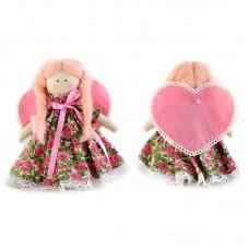 Набор для изготовления текстильной игрушки ПЛ-403 ФЕЯ 15 см