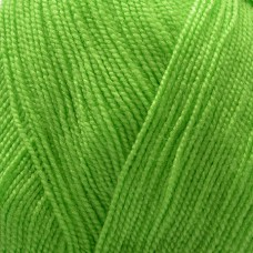 Пряжа для вязания ПЕХ Бисерная (100% акрил) 5х100г/450м цв.296 лайм