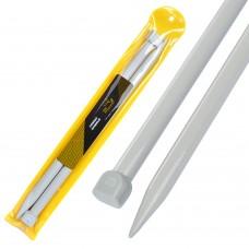 Спицы для вязания прямые Maxwell Gold (Тефлон) 6613 ?15,0 мм /35 см (2 шт)