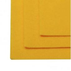 Фетр листовой жесткий IDEAL 1мм 20х30см FLT-H1 уп.10 листов цв.640 апельсин