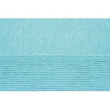 Пряжа для вязания ПЕХ Хлопок Натуральный летний ассорт (100% хлопок) 5х100г/425 цв.063 льдинка