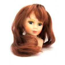 Волосы для кукол КЛ.23773 П80 (прямые) цв.М