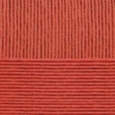 Пряжа для вязания ПЕХ Нежная (50% хлопок, 50% акрил) 5х50г/150м цв.030 св.терракот