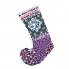 Набор для шитья и вышивания носочек МП-8427 Арлекино 19х30 см