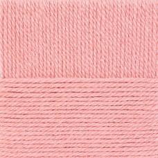 Пряжа для вязания ПЕХ Народная традиция (30% шерсть, 70% акрил) 10х100г/100м цв.265 розовый персик