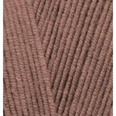 Пряжа для вязания Ализе Cotton gold (55% хлопок, 45% акрил) 5х100г/330м цв.493 кориченевый