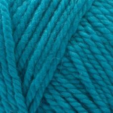 Пряжа для вязания ПЕХ Осенняя (25% шерсть, 75% ПАН) 5х200г/150м цв.045 т.бирюза
