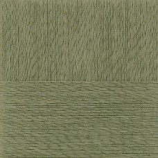 Пряжа для вязания ПЕХ Блестящее лето (95% мерсеризованный хлопок 5% метанит) 5х100г/380м цв.009 зеленое яблоко