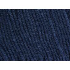 Пряжа для вязания Ализе Happy Baby (65% акрил, 35% полиамид) 5х100г/350м цв.058 т.синий