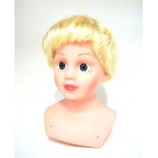 Волосы для кукол КЛ.24948 П80 (прямые, короткие) цв.Б