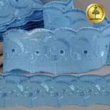 Шитье ТСВ-20S1 (2194) шир.5см цв.182 голубой 100% п/э