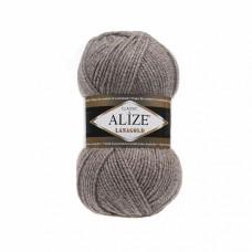 Пряжа для вязания Ализе LanaGold (49% шерсть, 51% акрил) 5х100г/240м цв.650