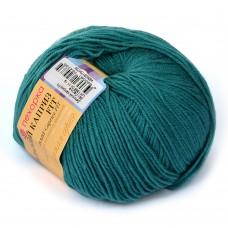 Пряжа для вязания ПЕХ Детский каприз Fit (100% акрил) 5х50г/225м цв.591 лагуна