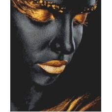 Картины мозаикой Molly KM0273 Неповторимая (22 цвета) 40х50 см