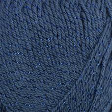 Пряжа для вязания КАМТ Праздничная (48% кашмилон, 48% акрил, 4% метанит) 10х50г/160м цв.022 джинса